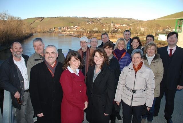 Das Team von Aktive Bürgerschaft und ödp für die Kommunalwahl 2014