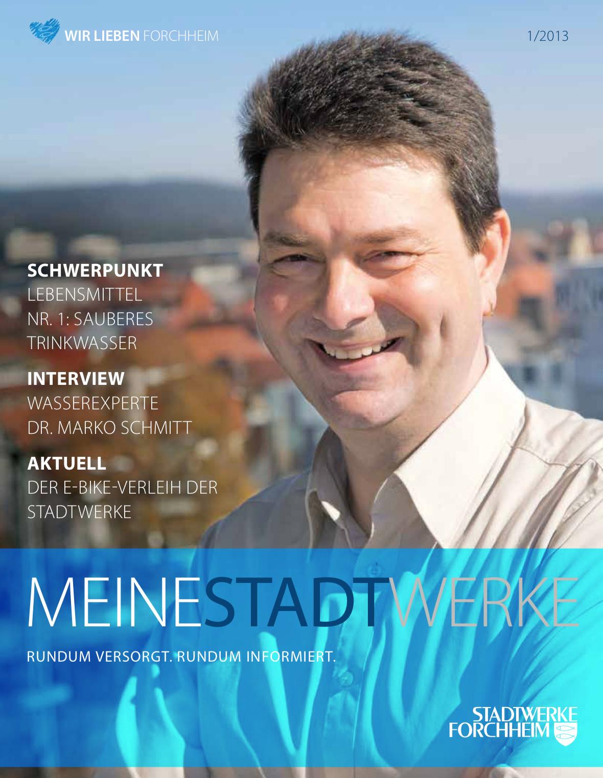 Dr Marko Schmitt - Unser Trinkwasserexperte