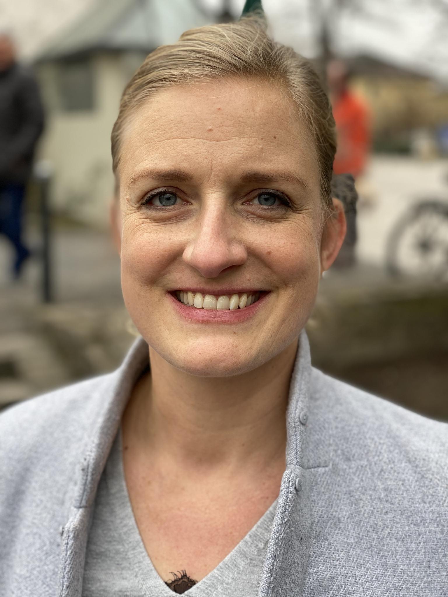 Stefanie Wierlemann - Unsere Spitzenkandidatin