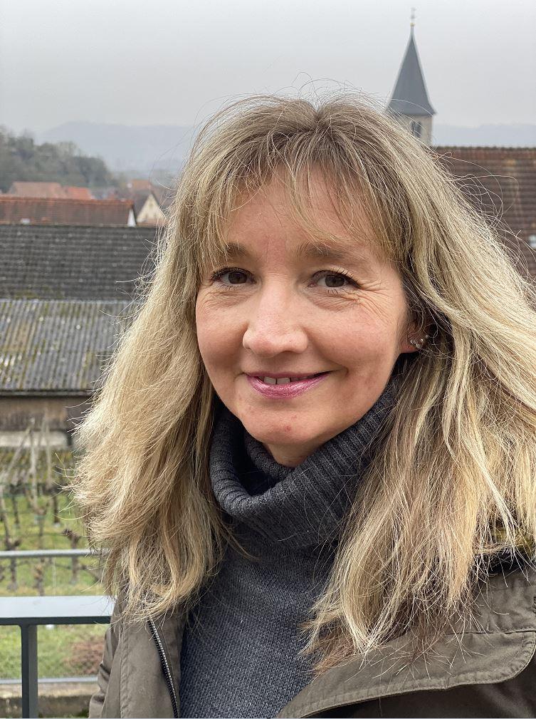 Dorothee Wehrmann - stellvertretende Vorsitzende des Liederkranz Randersacker