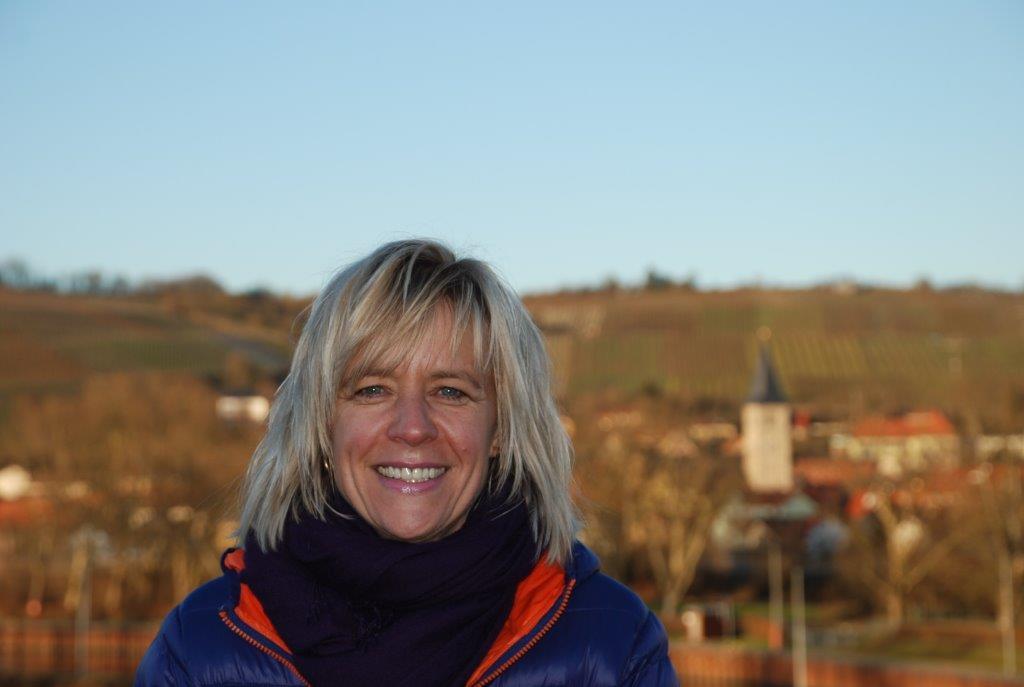 Eva-Maria Kay aus Lindelbach auf Platz 12