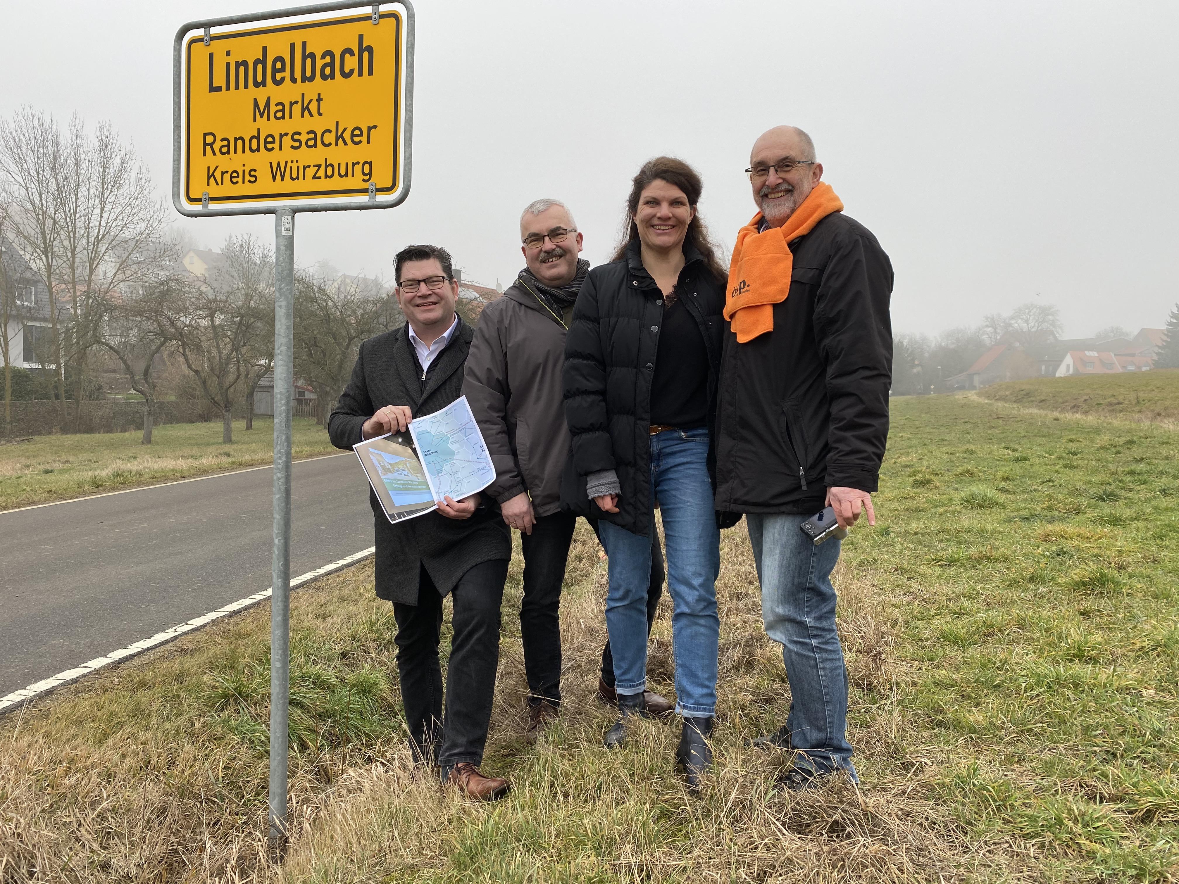 Wir sind Randersacker und Lindelbach