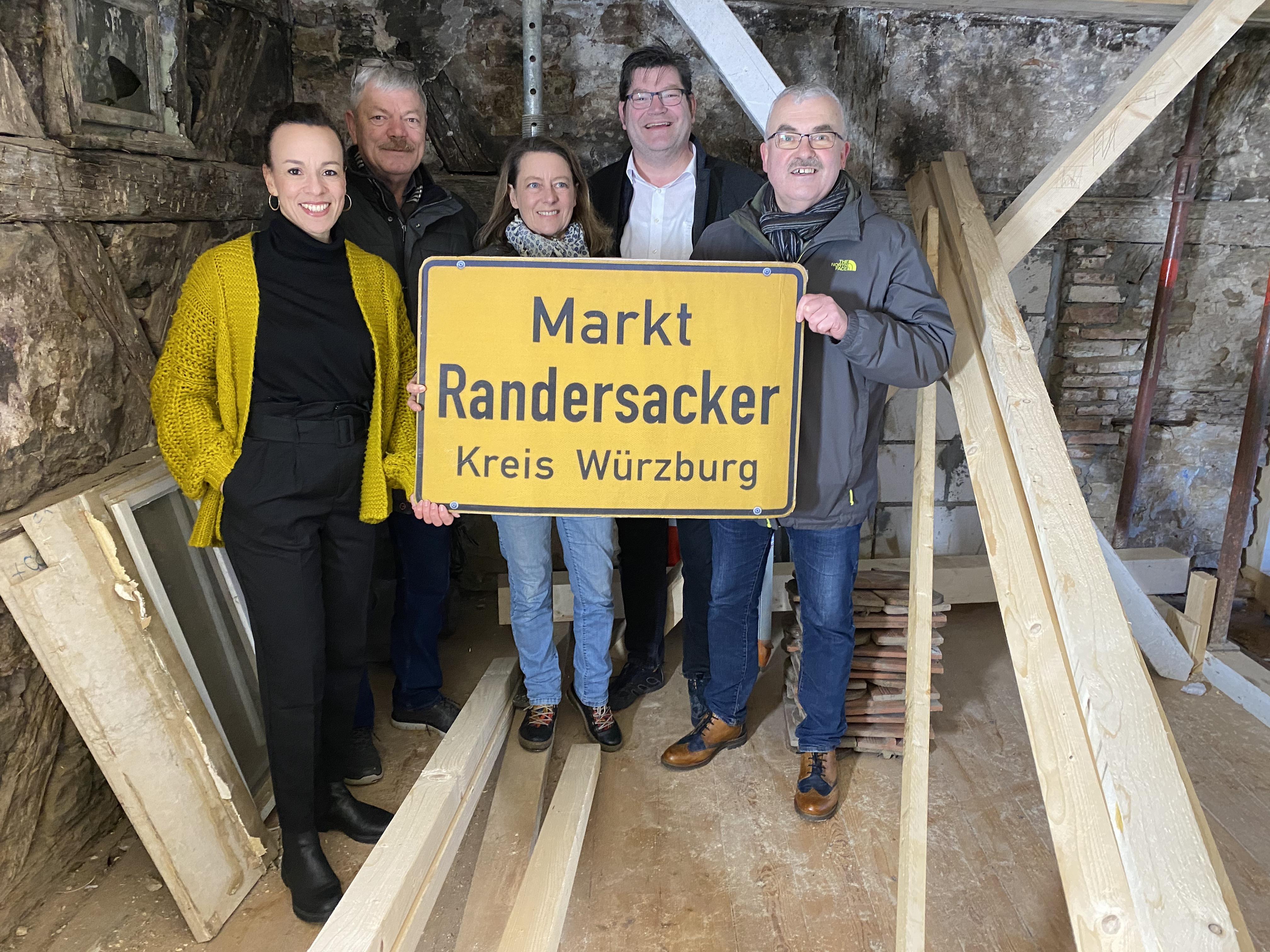 Matthias Henneberger ist Städtebauförderung - Unser Baugebiet ist der Altort