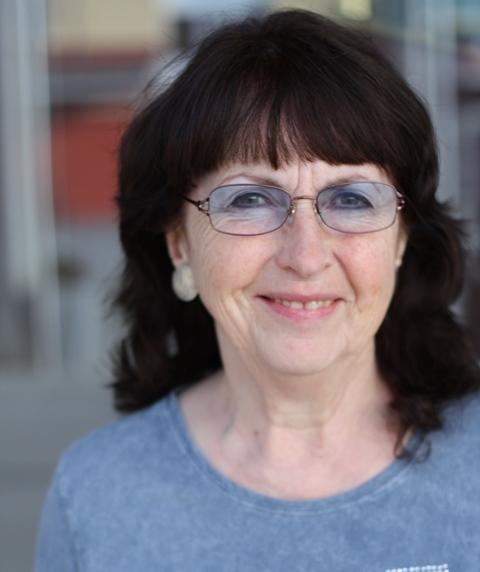 Marlene Kremer - unsere Nummer 7