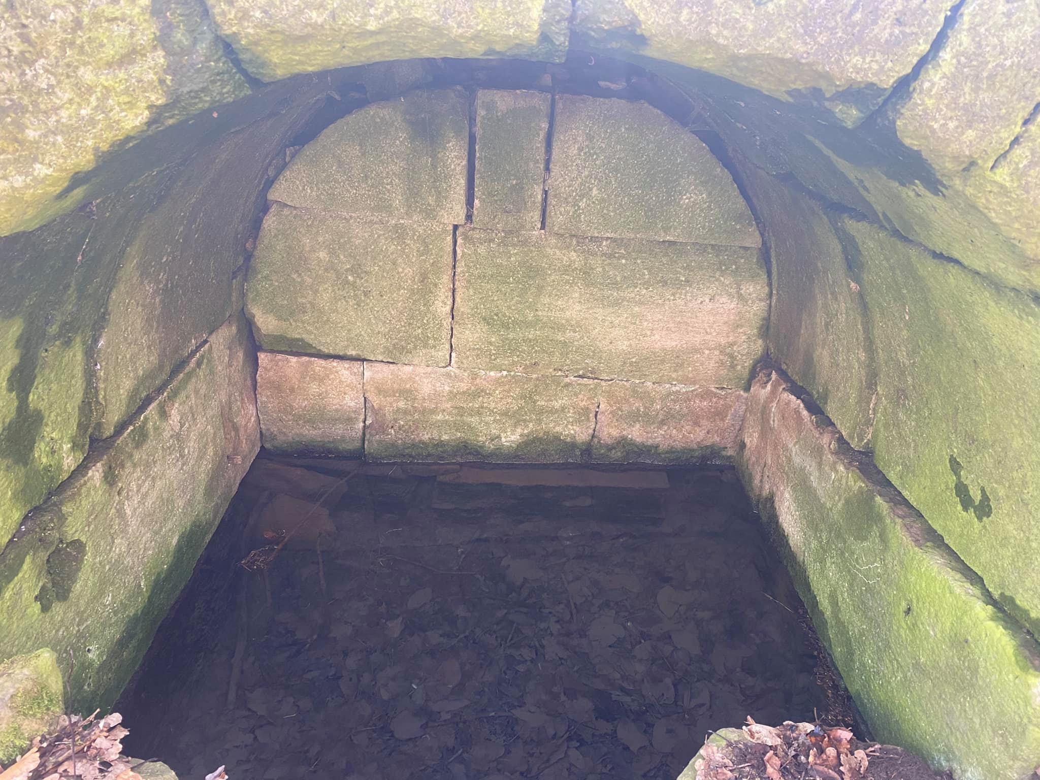 Die Lützelquelle versorgt den Lützelgrund mit Wasser und droht trocken zu fallen, wenn der Steinbruch kommt.