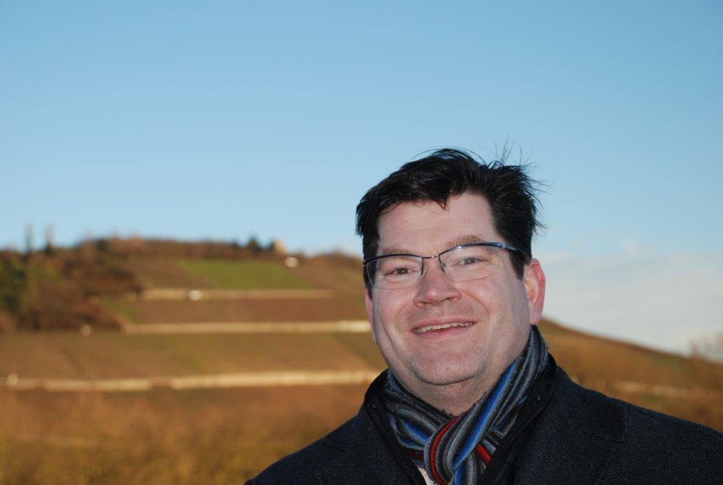Matthias Henneberger - Der Spitzenkandidat der gemeinsamen Liste von Aktive Bürgerschaft / ödp
