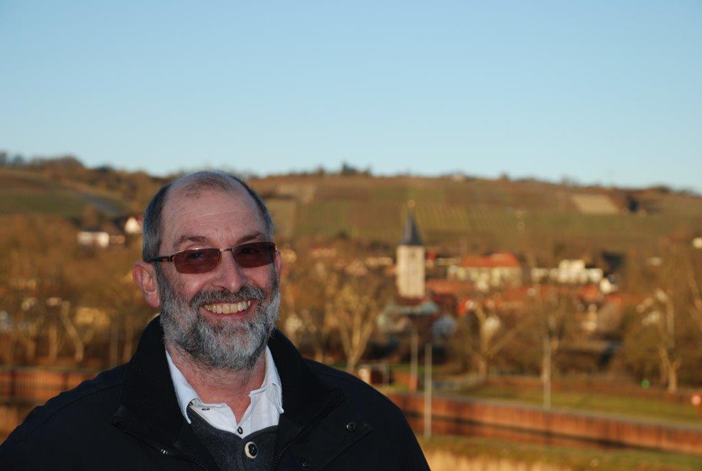 Roland Marold - ödp-Ortsvorsitzender in Randersacker