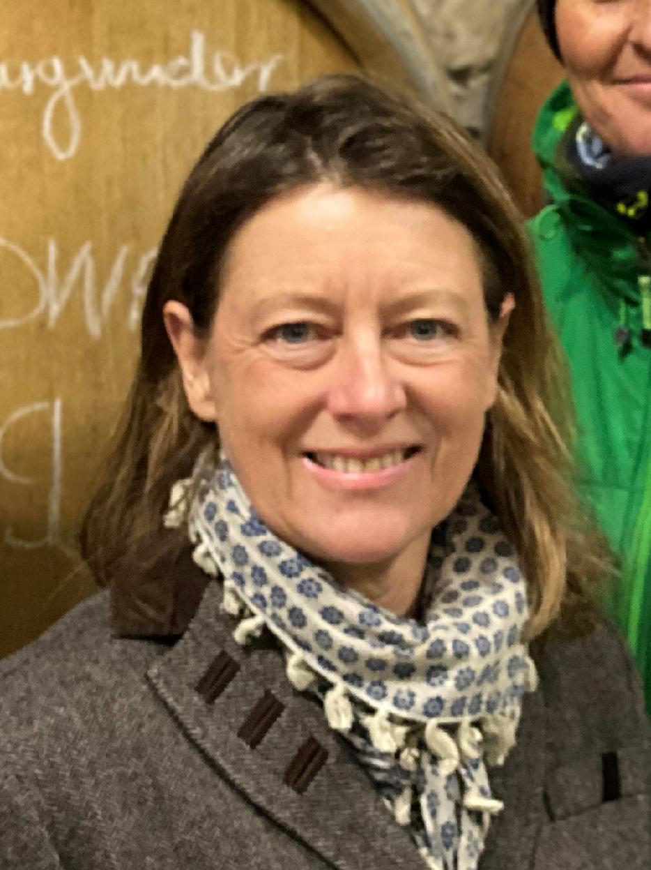 Sandrine Heimig - Unsere französische Bio-Winzerin aus Randersacker