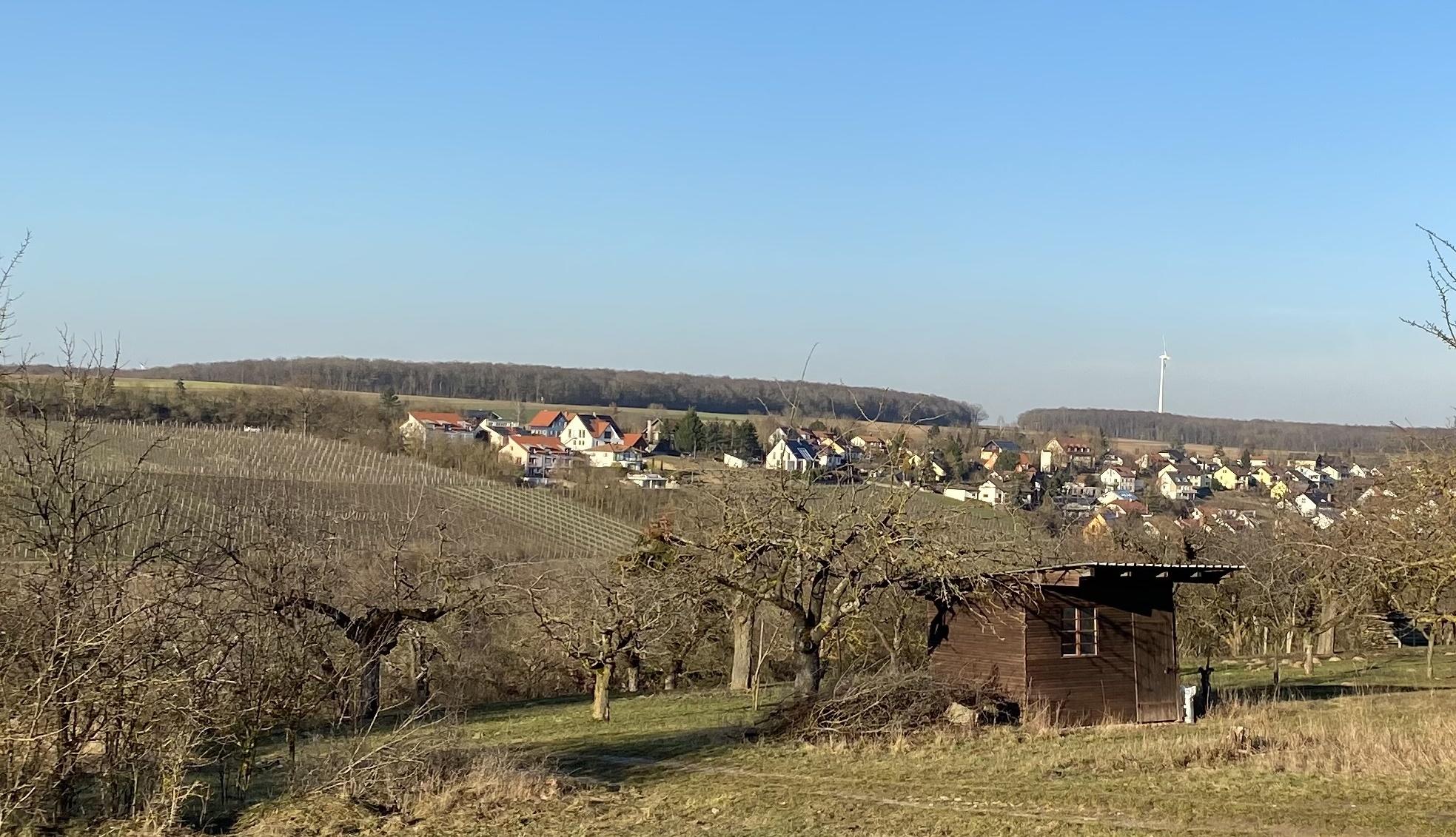 Der Antrag sieht auch Flächen nahe der Lindelbacher Wohnbebauung vor.