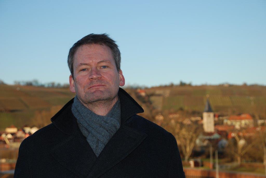 Dr. Wolfgang Neber auf Platz 12