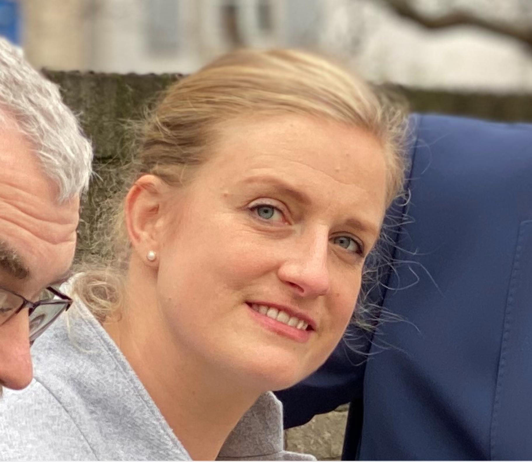 Stefanie Wierlemann ist Randersacker